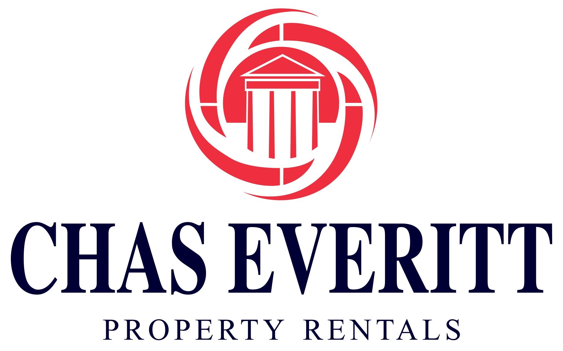 Chas Everitt Property Rentals logo