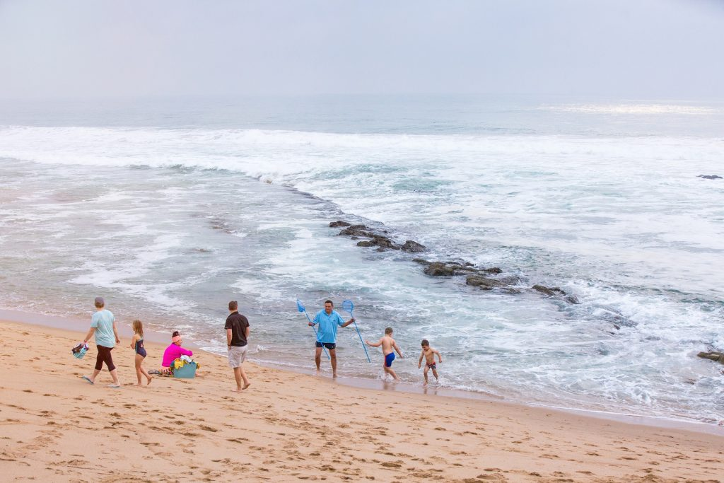 scenes from umhlanga
